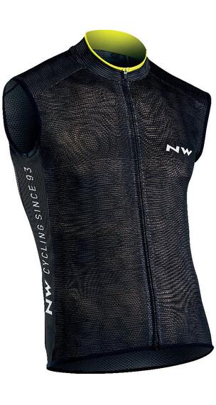 Northwave Blade Air 3 Miehet Pyöräilypaita lyhythihainen , musta